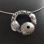 Silver Clay Seashore